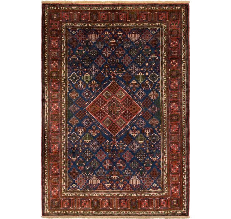 Image of 6' 10 x 9' 9 Maymeh Persian Rug