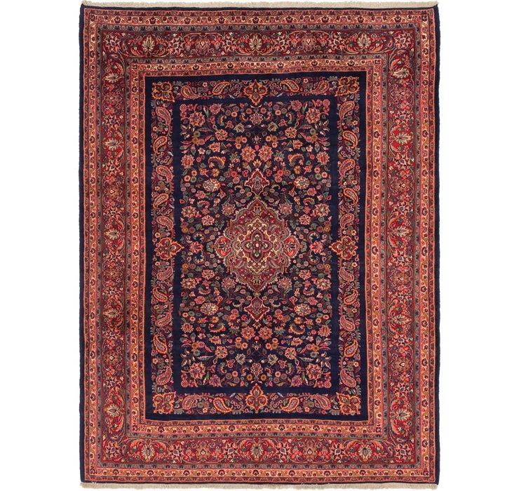 6' 7 x 10' Shahrbaft Persian Rug