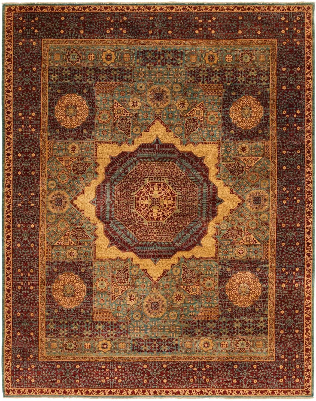 9' 2 x 11' 8 Mamluk Ziegler Oriental Rug main image