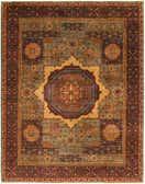 9' 2 x 11' 8 Mamluk Ziegler Oriental Rug thumbnail
