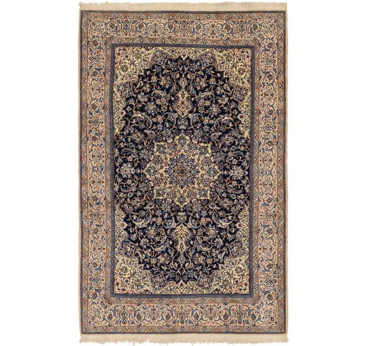 6' 8 x 10' 5 Nain Persian Rug