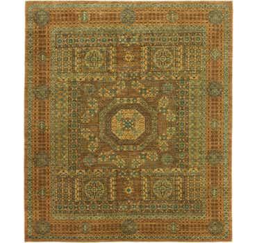 Image of 8' 2 x 9' 8 Mamluk Ziegler Oriental...