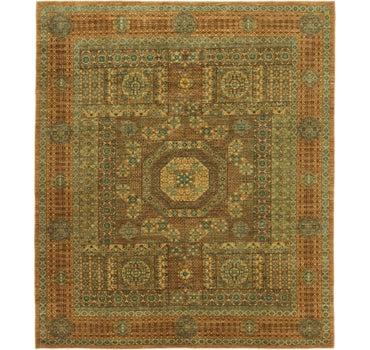 8' 2 x 9' 8 Mamluk Ziegler Oriental Rug main image