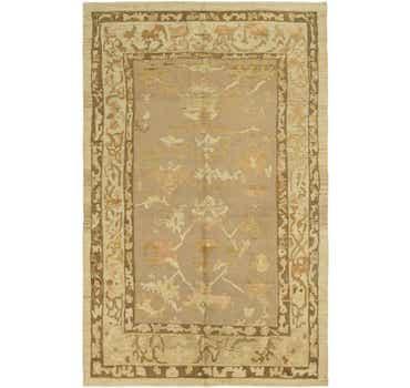 Image of 10' 2 x 15' 7 Oushak Rug