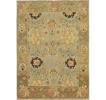 Image of 7' 5 x 10' Oushak Rug