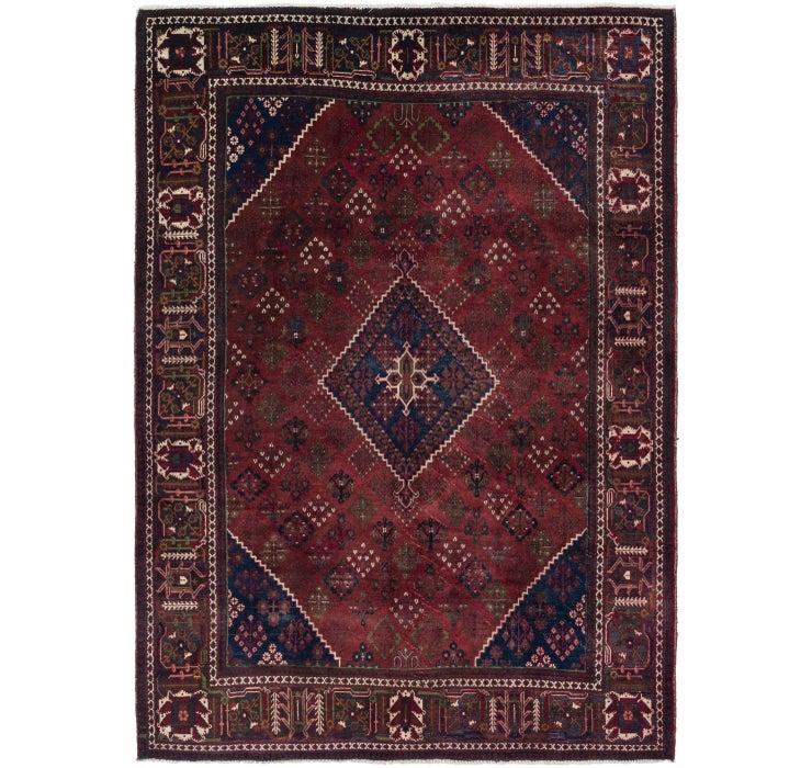 7' 4 x 10' 6 Joshaghan Persian Rug