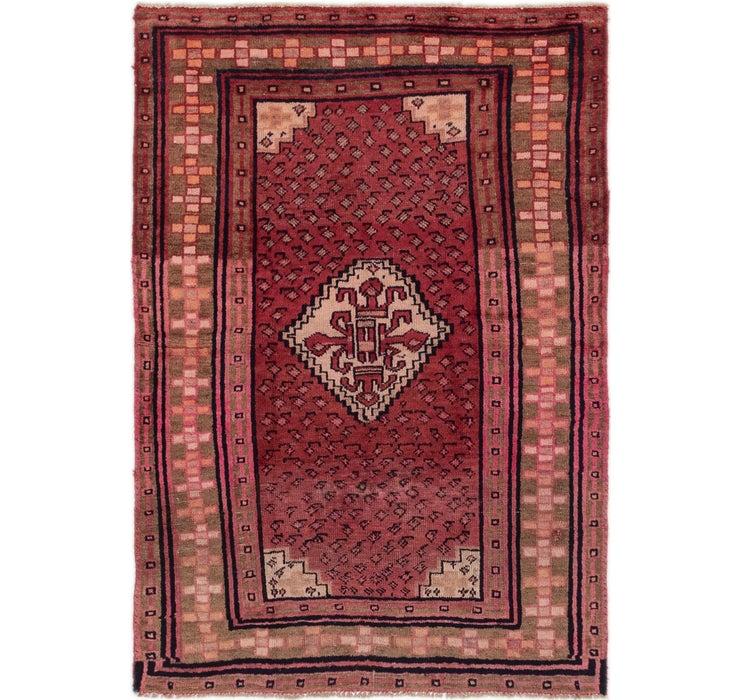 127cm x 183cm Koliaei Persian Rug