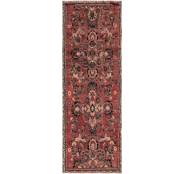 90cm x 255cm Mehraban Persian Runner...