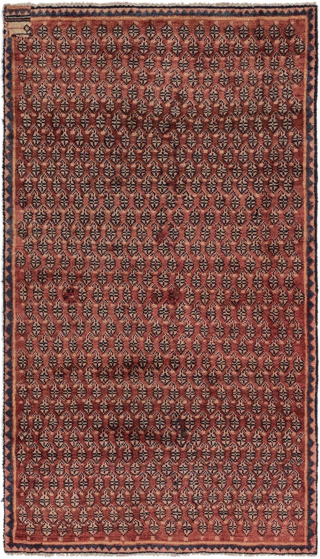3' 2 x 5' 6 Farahan Persian Rug main image