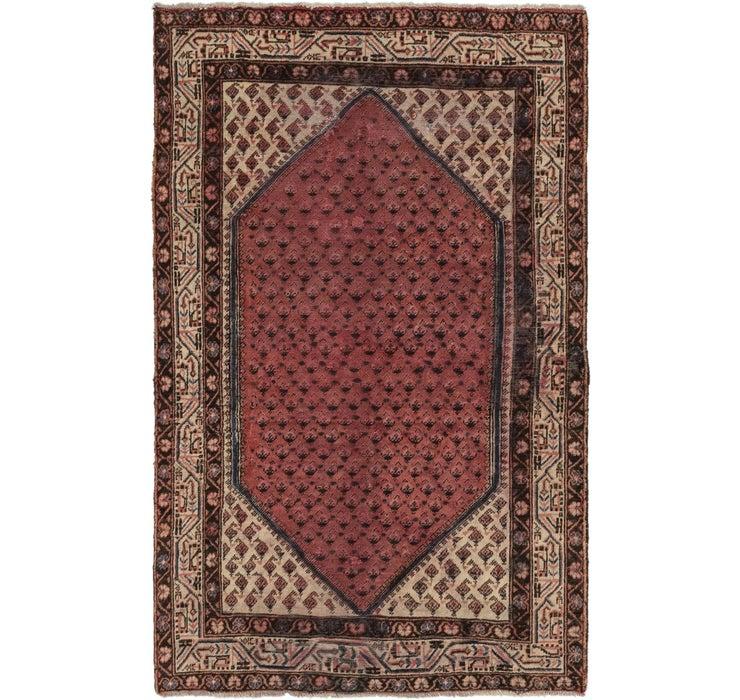 127cm x 205cm Farahan Persian Rug