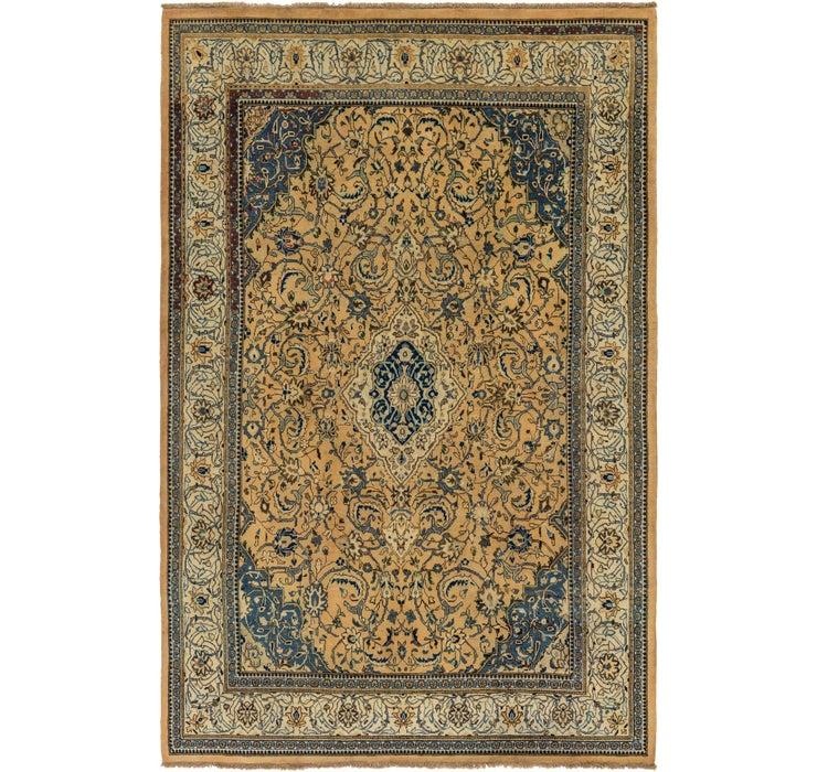 8' 7 x 13' 2 Mahal Persian Rug