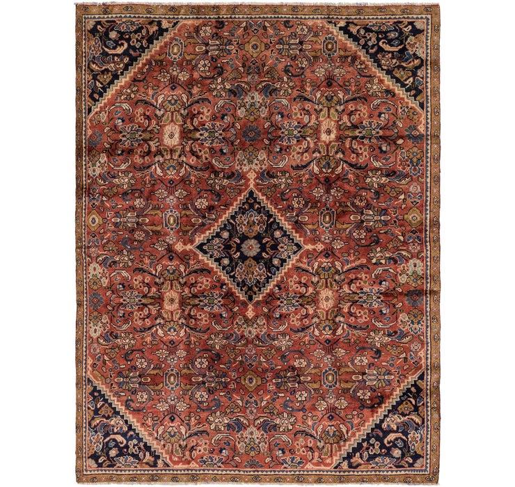 240cm x 320cm Mahal Persian Rug