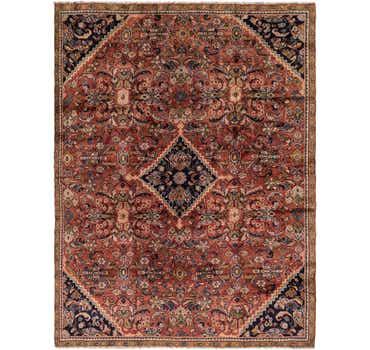 7' 10 x 10' 6 Mahal Persian Rug