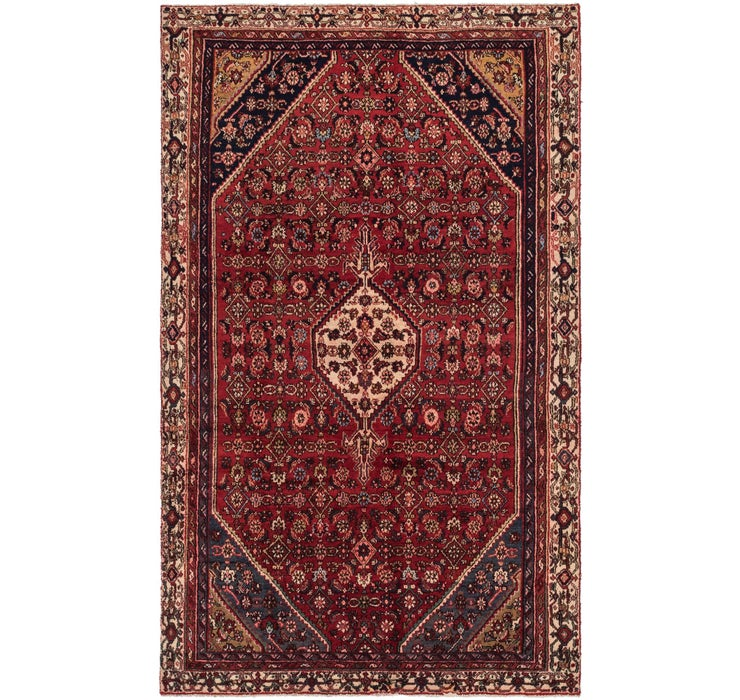190cm x 305cm Joshaghan Persian Rug
