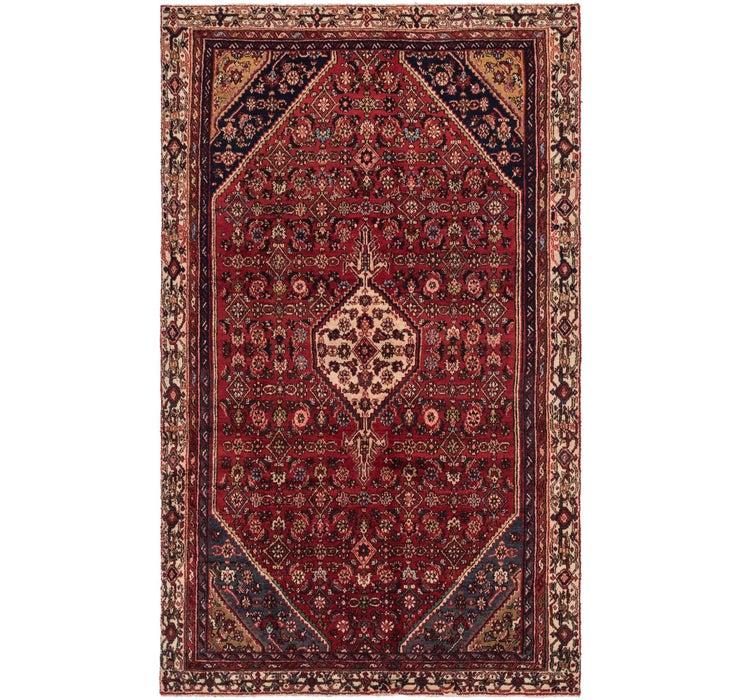 Image of 190cm x 305cm Joshaghan Persian Rug