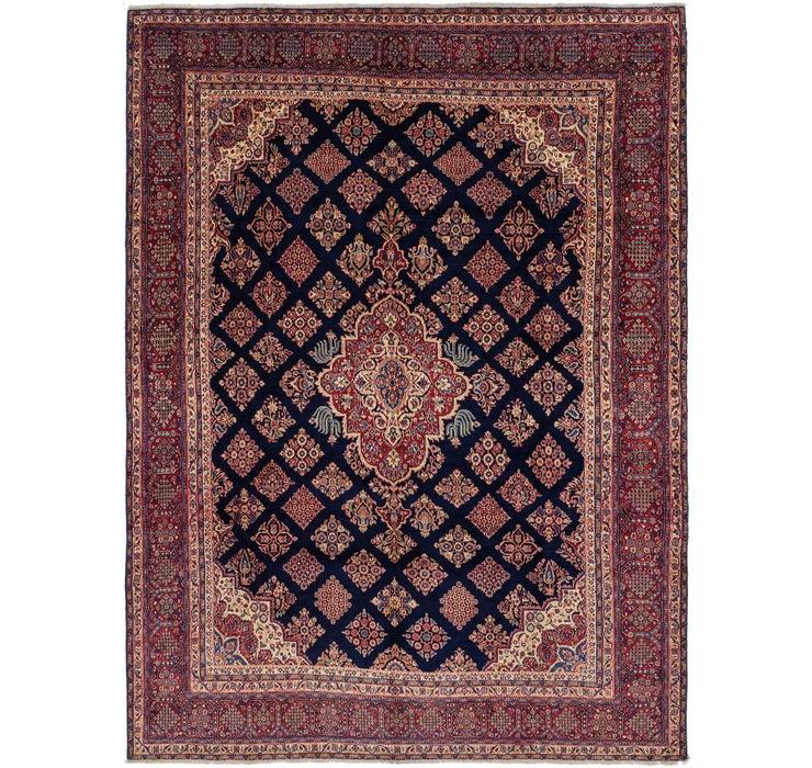10' x 13' 5 Shahrbaft Persian Rug