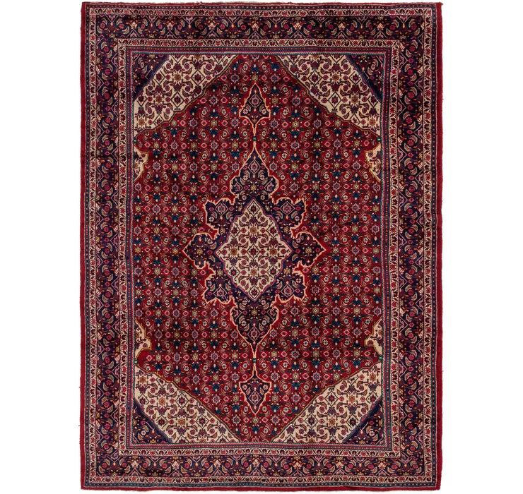 310cm x 417cm Mahal Persian Rug