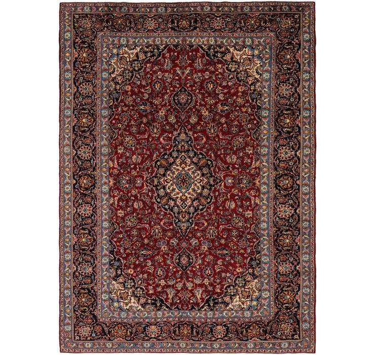 Image of 295cm x 395cm Kashan Persian Rug