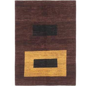 Image of 4' 9 x 6' 8 Kashkuli Gabbeh Rug