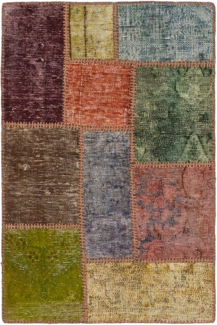 2' 2 x 3' 3 Ultra Vintage Persian Rug main image