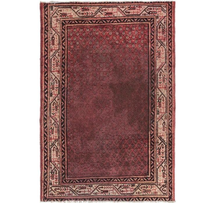 127cm x 188cm Farahan Persian Rug