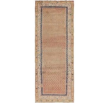3' 9 x 10' Botemir Persian Runner Rug main image