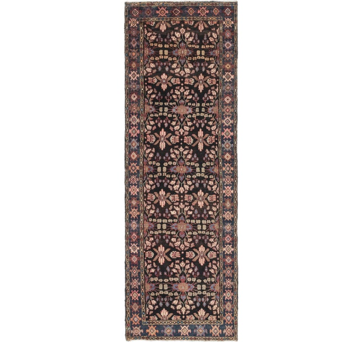100cm x 295cm Mehraban Persian Runner...