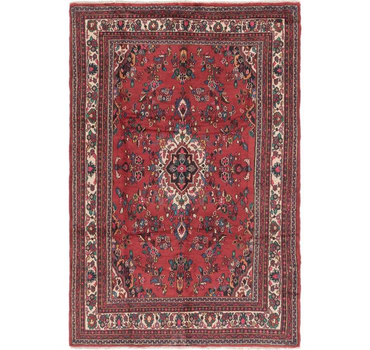 300cm x 312cm Shahrbaft Persian Squar...