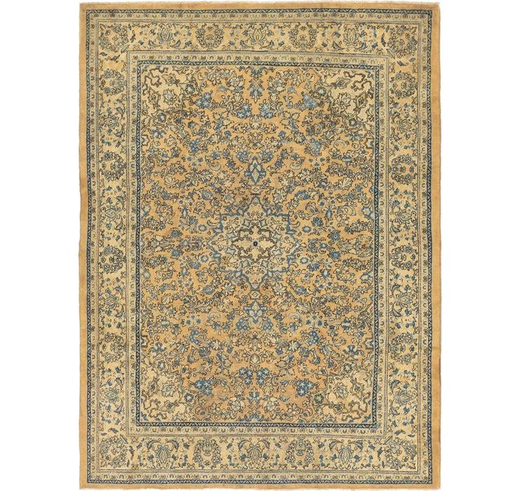 285cm x 380cm Mahal Persian Rug