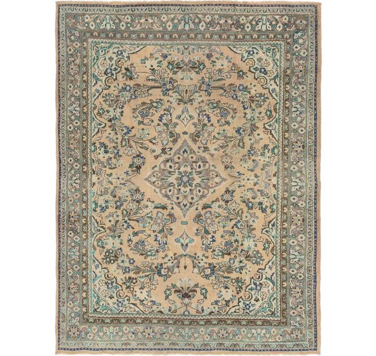 280cm x 370cm Mahal Persian Rug