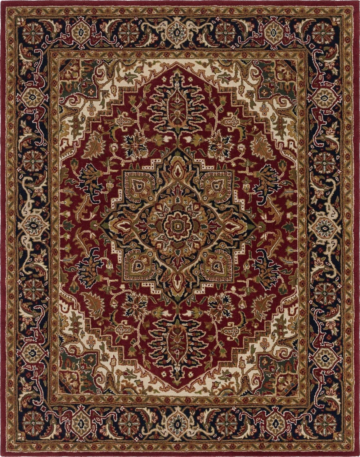 7' 5 x 9' 5 Classic Agra Rug main image