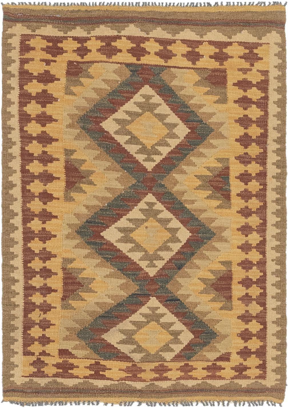 2' 9 x 4' Kilim Maymana Rug main image