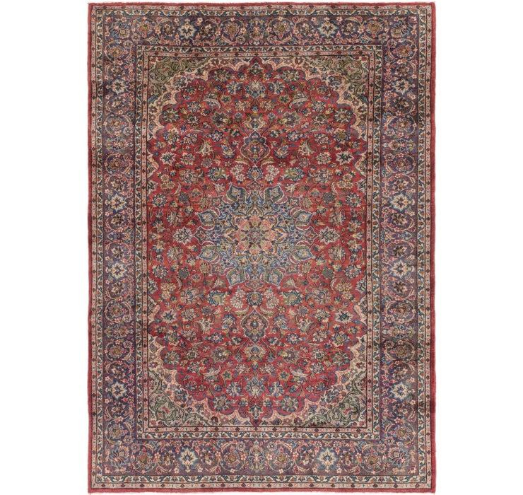 240cm x 335cm Isfahan Persian Rug