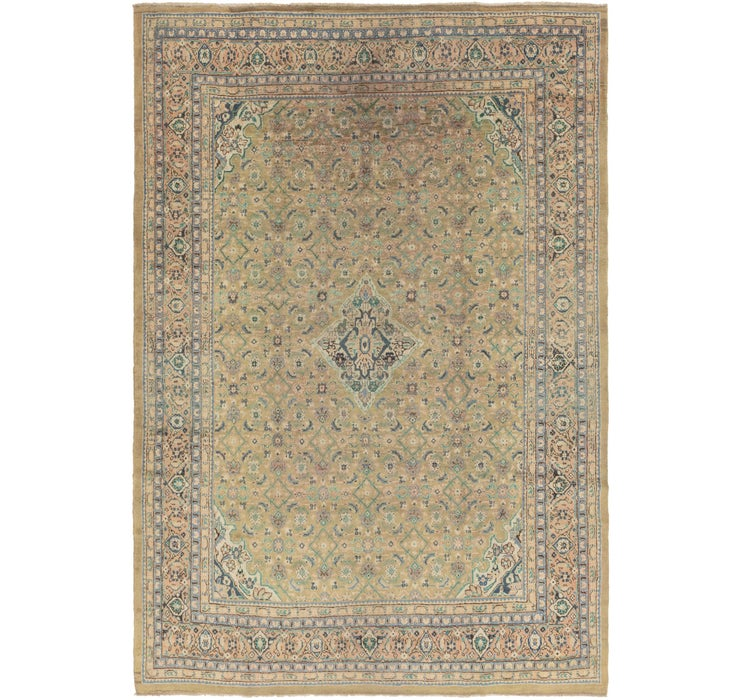 9' 2 x 13' 3 Farahan Persian Rug