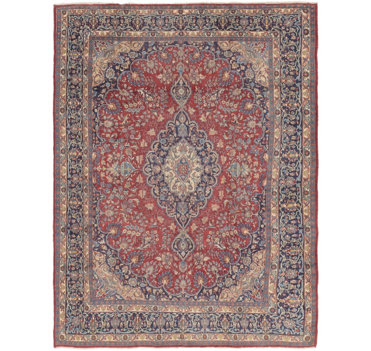 295cm x 395cm Kashmar Persian Rug