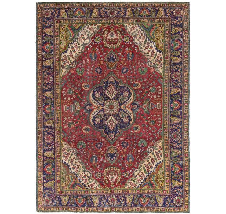 8' 3 x 11' 3 Tabriz Persian Rug