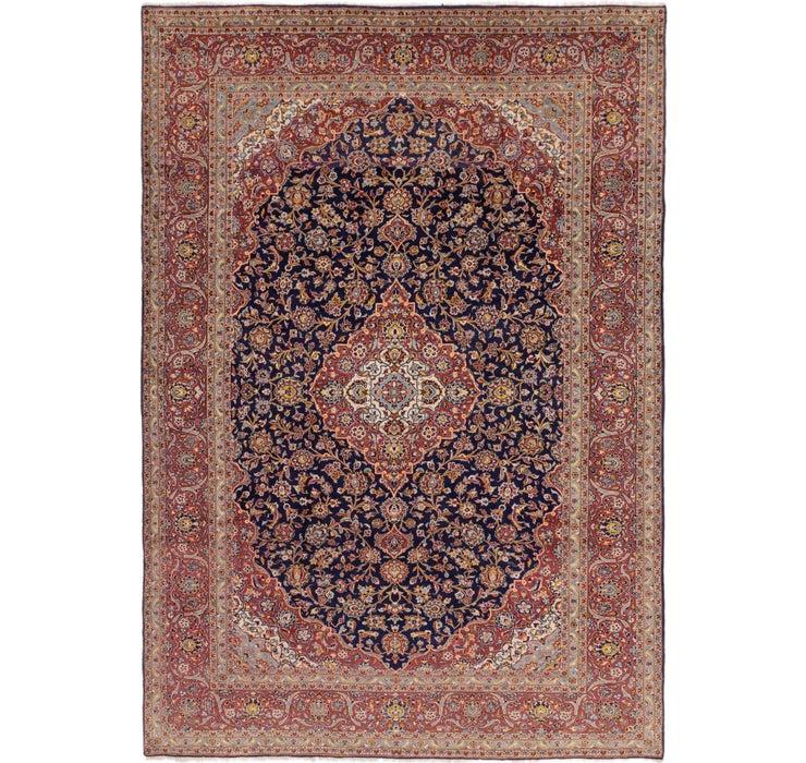 297cm x 420cm Kashan Persian Rug