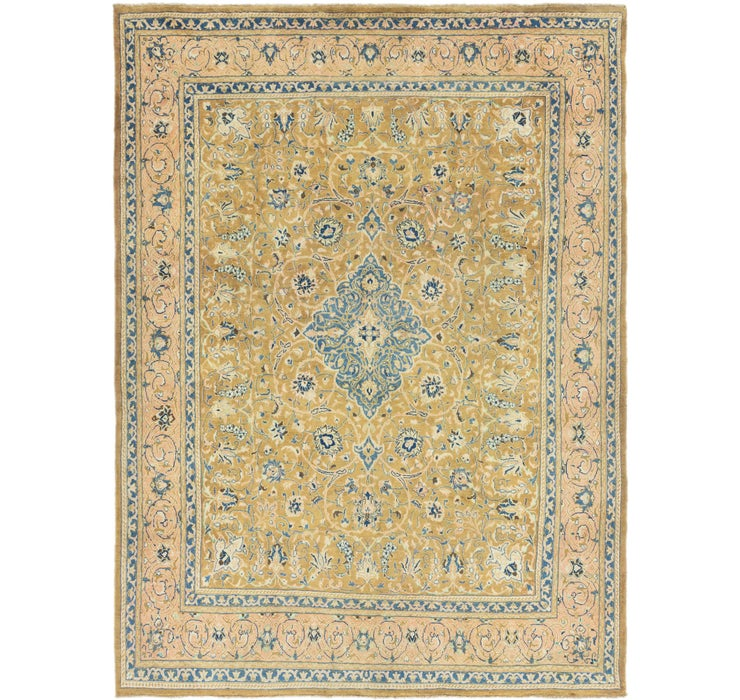 9' 6 x 12' 10 Mahal Persian Rug