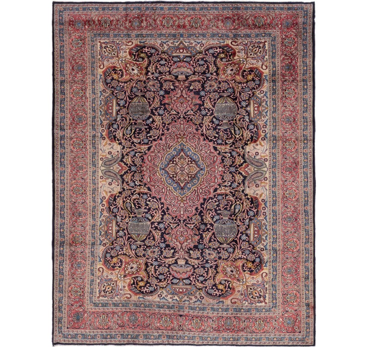 295cm x 385cm Kashmar Persian Rug