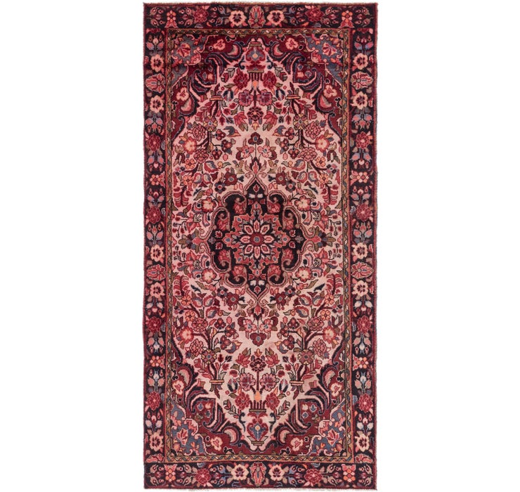 152cm x 305cm Borchelu Persian Runner...