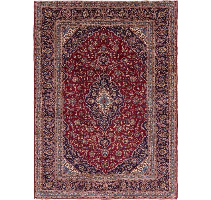 295cm x 400cm Kashan Persian Rug