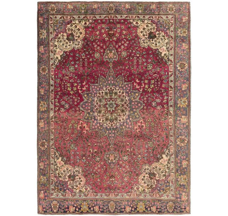 7' 10 x 10' 10 Tabriz Persian Rug