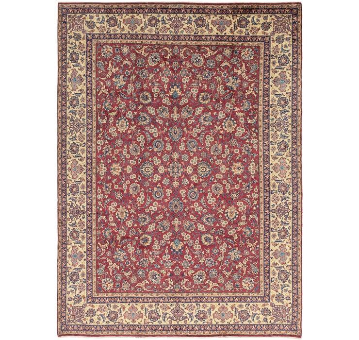 297cm x 410cm Yazd Persian Rug