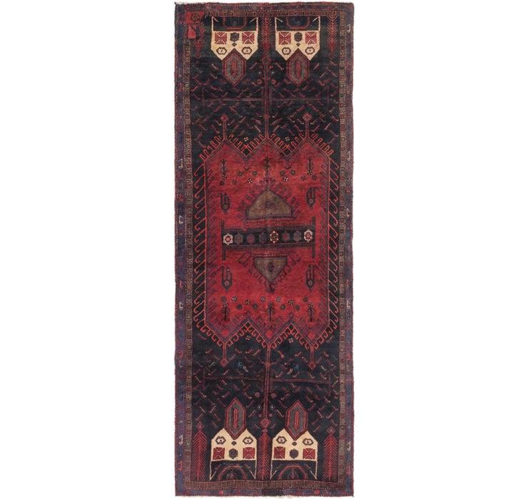 112cm x 315cm Sirjan Persian Runner Rug