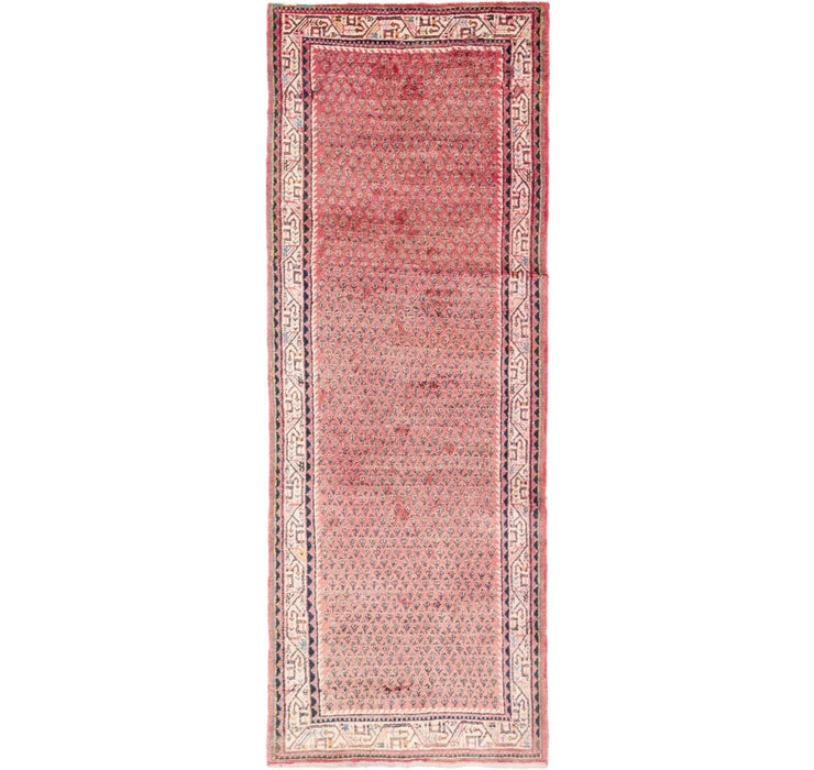 3' 8 x 10' Botemir Persian Runner ...