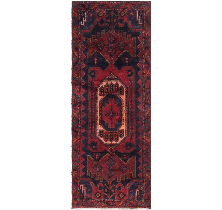 122cm x 315cm Sirjan Persian Runner Rug