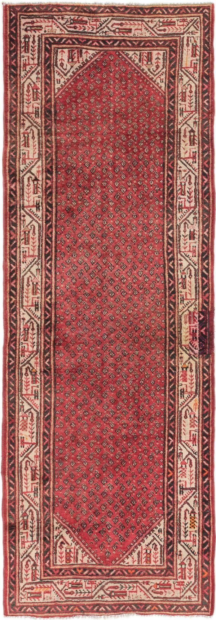 3' 6 x 10' Botemir Persian Runner Rug main image