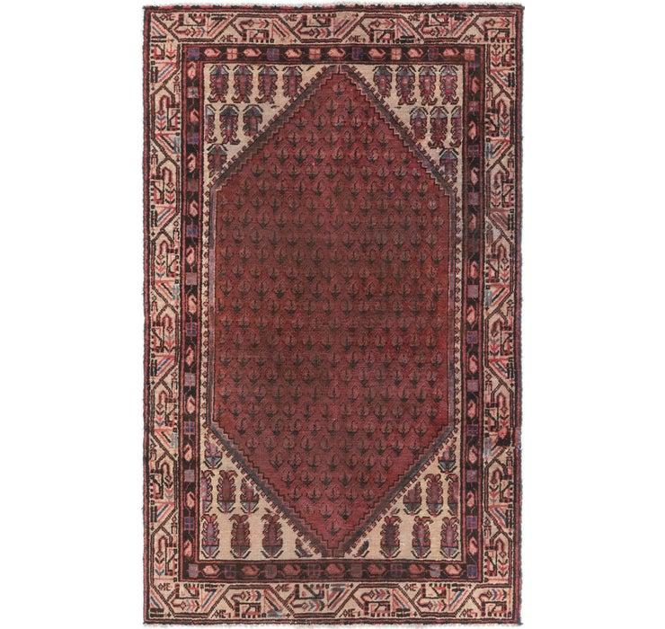 3' 8 x 6' 2 Botemir Persian Rug