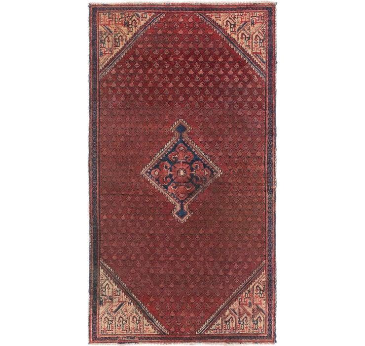 3' 5 x 6' 2 Farahan Persian Rug