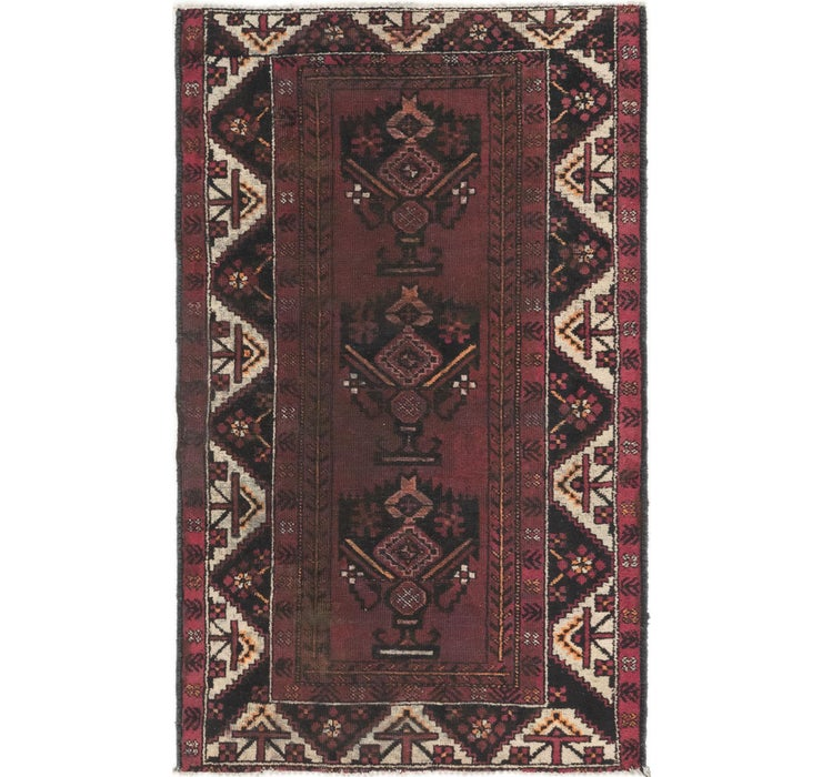 122cm x 195cm Ferdos Persian Rug